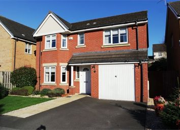 Thumbnail 4 bed detached house for sale in Swallow Close, North Cornelly, Bridgend, Mid Glamorgan