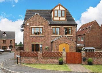 Thumbnail 5 bedroom detached house for sale in Old Epworth Road, Hatfield, Doncaster