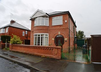 Thumbnail 3 bed detached house for sale in Roker Park Avenue, Audenshaw, Manchester