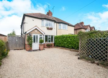 Thumbnail 3 bed semi-detached house for sale in Shurlock Road, Waltham St. Lawrence, Reading