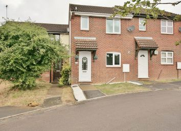 Thumbnail 2 bed terraced house for sale in Bedford Close, Banbury