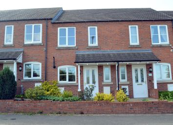 Thumbnail 2 bed town house for sale in Occupation Lane, Woodville, Swadlincote