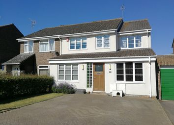 Thumbnail 5 bed semi-detached house for sale in Sevenfields, Highworth, Swindon