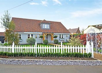 Thumbnail 5 bed detached house for sale in Mill Lane, Ongar, Essex