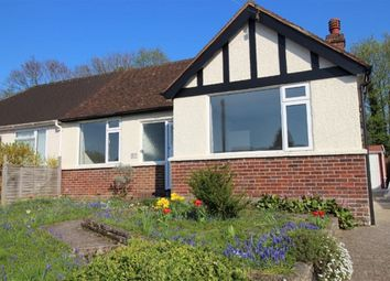 Thumbnail 3 bedroom bungalow to rent in Oakdene Road, Sevenoaks