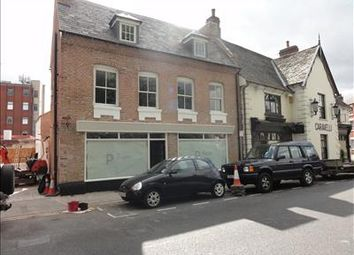 Thumbnail Retail premises for sale in 10 Sparrow Hill, Loughborough, Leicestershire