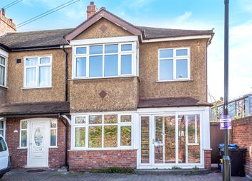 Thumbnail 3 bed semi-detached house for sale in Tramway Path, Mitcham