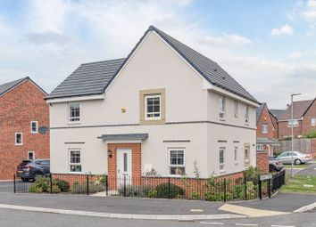 Thumbnail 4 bed detached house for sale in Princethorpe Street, Norton Farm, Bromsgrove