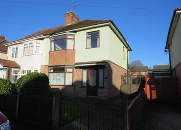Thumbnail 3 bedroom semi-detached house for sale in Ainsworth Drive, Normanton, Derby