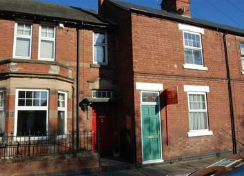 Thumbnail 2 bed property to rent in Bridge Street, Tutbury, Burton Upon Trent, Staffordshire