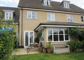 Thumbnail 4 bedroom semi-detached house for sale in Ash Plough, Stradbroke, Eye