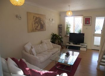 Thumbnail 2 bed terraced house to rent in Lowdell Close, Yiewsley
