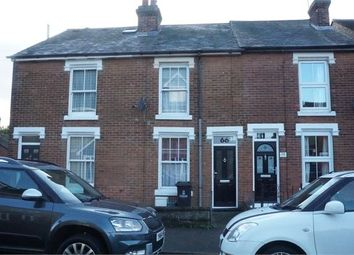Thumbnail 2 bed terraced house to rent in Nayland Road, Colchester, Essex.
