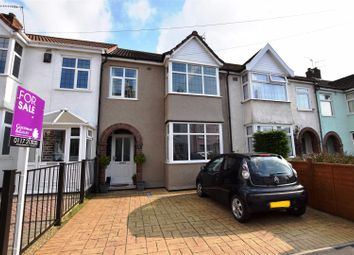 Thumbnail 3 bed terraced house for sale in Station Road, Shirehampton, Bristol