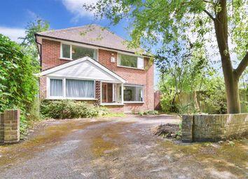 Thumbnail 4 bed detached house for sale in Antlands Lane East, Shipley Bridge, Horley, Surrey