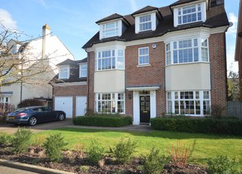 Thumbnail 6 bed detached house to rent in Chadwick Place, Surbiton