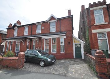 Thumbnail 4 bed semi-detached house for sale in Warwick Drive, Wallasey