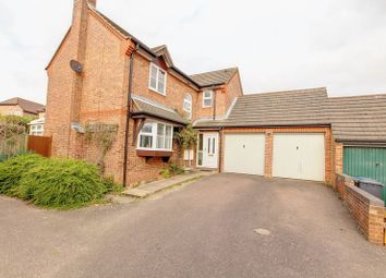 Thumbnail 4 bed property for sale in Sapley Road, Hartford, Huntingdon