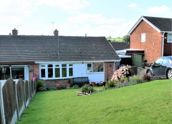 Thumbnail 3 bed semi-detached bungalow for sale in Ashleigh Road, Tean, Stoke-On-Trent