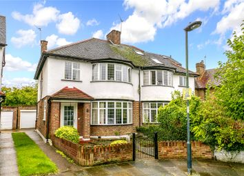 Thumbnail 3 bed semi-detached house for sale in Marble Hill Gardens, St Margarets