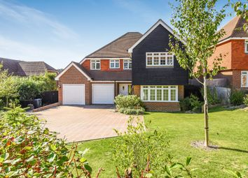 Thumbnail 5 bed detached house for sale in Paddock Place, Soldiers Field Lane, Findon