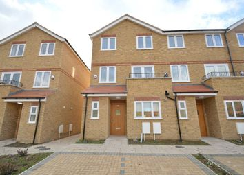 Thumbnail 4 bed terraced house to rent in Kingsmead Road, Loudwater