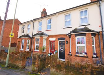 Thumbnail 2 bed terraced house for sale in Newport Road, Aldershot