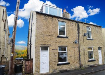 Thumbnail 2 bed end terrace house for sale in Agnes Street, Keighley, West Yorkshire