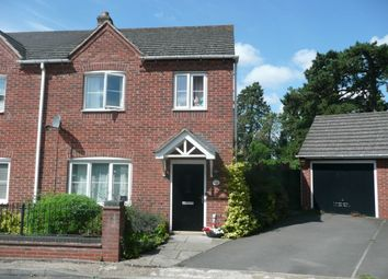 Thumbnail 3 bedroom semi-detached house for sale in Pooler Close, Wellington, Telford