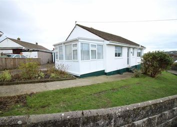 Thumbnail 3 bedroom detached bungalow for sale in Chanters Hill, Barnstaple