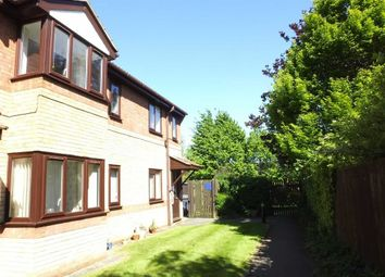 Thumbnail 2 bed flat for sale in Ladywell Close, Stretton, Burton On Trent