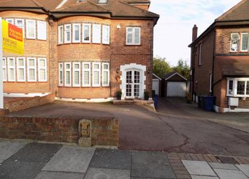 Thumbnail 4 bed semi-detached house for sale in Cissbury Ring South, Woodside Park, London