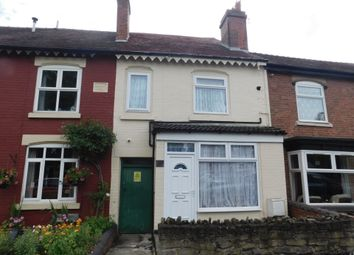 Thumbnail 2 bed terraced house for sale in Burton Road, Castle Gresley
