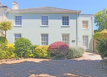 Thumbnail 4 bedroom detached house for sale in Queens Road, St Peter Port