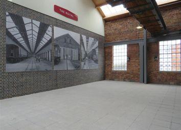 Thumbnail Mews house to rent in Royal Train Shed, Wolverton, Milton Keynes