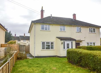 Thumbnail 3 bed semi-detached house for sale in Elvard Close, Withywood, Bristol