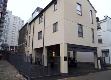 Thumbnail 1 bed flat to rent in Castle Park Apartments, Churchill Way, Cardiff