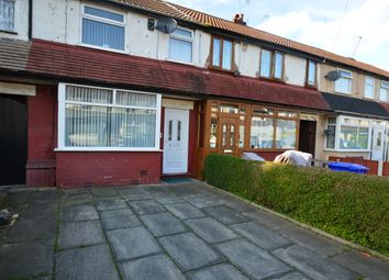 Thumbnail 2 bed terraced house to rent in Bromfield Avenue, Blackley, Manchester
