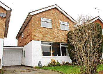 Thumbnail 3 bed detached house for sale in Laxton Drive, Bewdley
