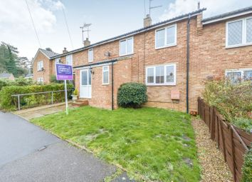 Thumbnail 3 bed terraced house for sale in Norman Road, Welwyn
