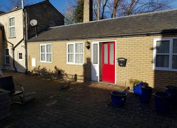 Thumbnail 1 bed terraced bungalow to rent in High Street, Waterbeach