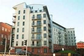 Thumbnail 1 bed flat for sale in Park West, Derby Road, Nottingham