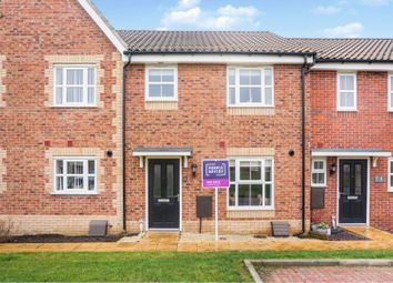 3 bed terraced house for sale in Blackberry Way, Swaffham PE37