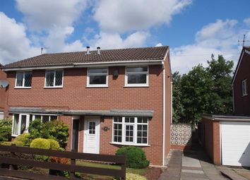 Thumbnail 2 bed semi-detached house to rent in North Street, Leek