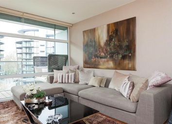 Thumbnail 2 bed flat to rent in Howard Building, Chelsea Bridge Wharf, London