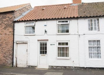 Thumbnail 2 bed terraced house for sale in Main Street, Ottringham, Hull