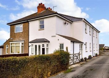 Thumbnail 5 bedroom semi-detached house for sale in Cliff Road, Hornsea, East Yorkshire