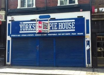 Thumbnail Retail premises for sale in Silver Street, Doncaster, South Yorkshire