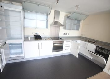 Thumbnail 2 bed flat to rent in Merrivale Mews, Milton Keynes