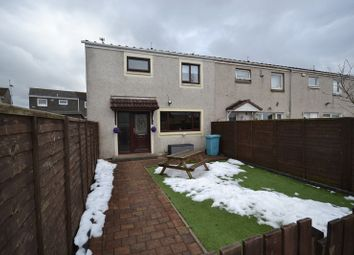 Thumbnail 2 bed end terrace house for sale in Rannoch Drive, Cumbernauld